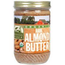 Woodstock farms almond butter