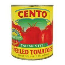 Cento Italian Style Peeled Tomato 28 Ounce