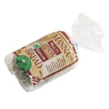 Natures Path Organic Oatmeal Multigrain Frozen Sprouted Manna Bread 14 Ounce