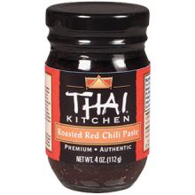 Thai Kitchen Roasted Red Chili Paste 4 Ounce