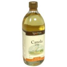 Natural Refined Canola Oil 32 Ounce