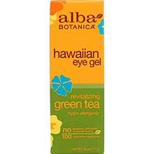 Alba Botanica Green Tea Eye Gel 1 Ounce