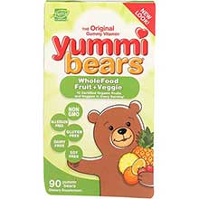 Hero Nutritional Products Whole Food Plus Antioxidant Yummi Bear Gummy