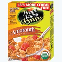 Health Valley Organic Cereal