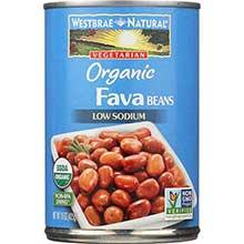 Organic Fava Beans