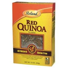 Andean Prewashed Red Quinoa