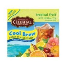 Celestial Seasoning Tropical Fruit Cool Brew Iced Tea