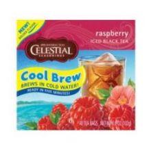 Celestial Seasoning Raspberry Cool Brew Iced Tea