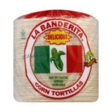 Corn Tortilla - 80 per pack
