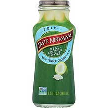 Gluten Free Coconut Water with Pulp