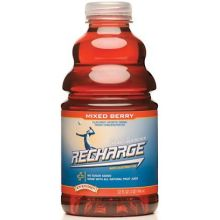Knudsen Mixed Berry Recharge Juice 32 Ounce