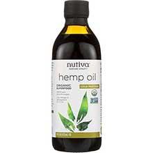 Nutiva Organic Hempseed Oil 16 Ounce