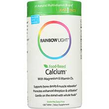 Rainbow Light Just Once Food Based Calcium Tablet
