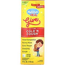 Hylands Cold and Cough Liquid 4Kids