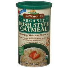 Old Wessex Irish Style Oatmeal 18.5 Ounce