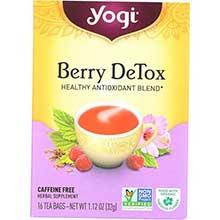 Organic Berry Detox Herbal Tea