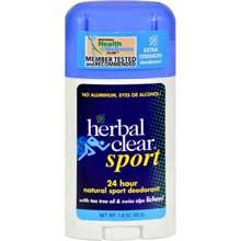 24 Hour Natural Sport Deodorant