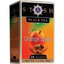 Premium Orange Spice Black Tea