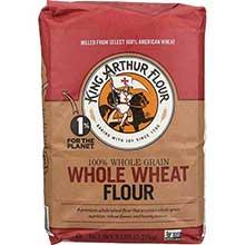 King Arthur White Whole Wheat Flour 5 Pound
