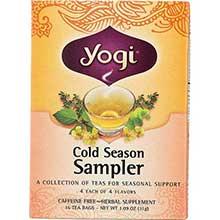 Organic Cold Sample Herbal Tea