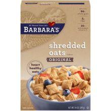 Original Shredded Oats Cereal
