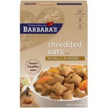 Vanilla Almond Shredded Oats
