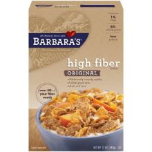 High Fiber Original Cereal