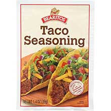 Little Bear Organics Taco Seasoning 1.4 Ounce