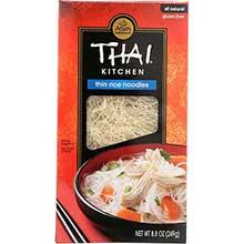 Thai Kit Thin Rice Noodles - 8.8 ounce