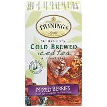 Mixed Berries Cold Brewed Iced Tea Bag