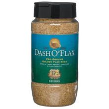 Premium Gold Dash O Flax Seed 10 Ounce