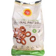 Ener G Foods Pretzel