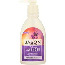 Jason Natural Products Lavender Satin Shower Body Wash 30 Ounce