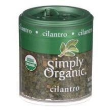 Simply Organic Mini Cilantro Leaf Spice 0.41 Ounce