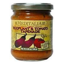 Meditalia Tapenade Tomato and Eggplant Spread 6.35 Ounce