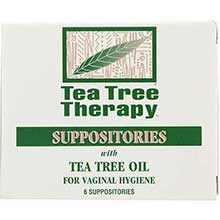 Tea Tree Therapy Suppository