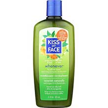 Kiss My Face Organic Hair Care Paraben Free Whenever Conditioner 11 Ounce