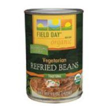 Field Day Vegetarian Refried Beans