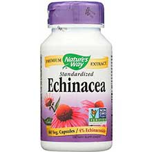 Natures Way Echinacea Standardized Capsule