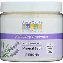 Aromatherapy Mineral Bath