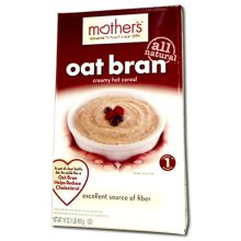 Mothers Oat Bran - 16 Oz Pack