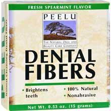 Spearmint Dental Fibers Tooth Powder