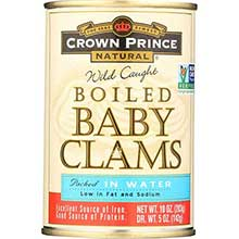 Crown Prince Baby Clam