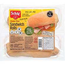 Par Baked Sub Sandwich Bread Roll