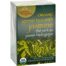 Imperial Organic Green Tea Bag with Jasmine