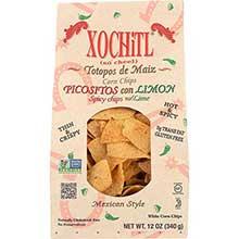 Picositos Con Lemon Corn Chips