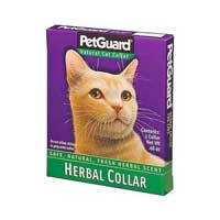 Pet Guard Herbal Collar for Cat 0.46 Ounce