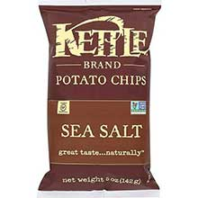 Kettle Foods Lightly Salted Potato Chips 14 Ounce