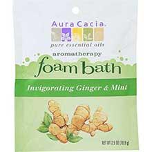 Aromatherapy Foam Bath