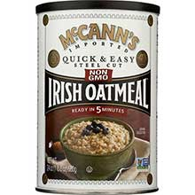 Quick and Easy Steel Cut Irish Oatmeal